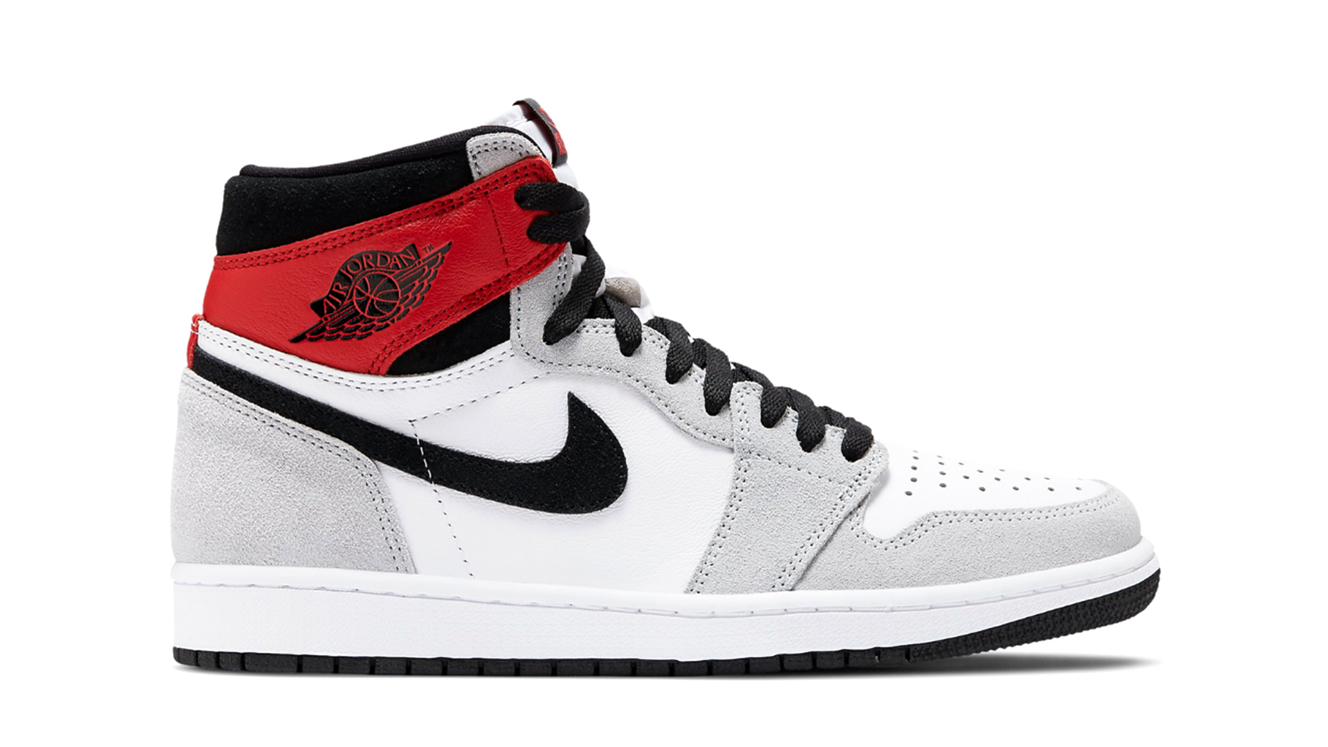 "AIR JORDAN 1 HIGH OG ""LIGHT SMOKE GREY"""