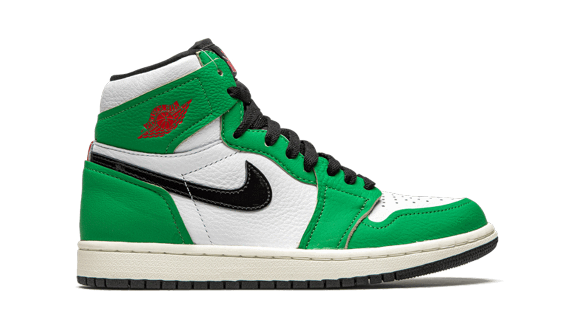 "WMNS AIR JORDAN 1 HIGH OG ""LUCKY GREEN"""