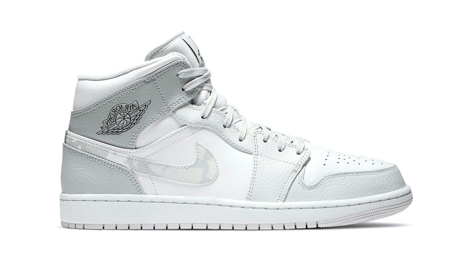 "AIR JORDAN 1 MID ""GREY CAMO"""